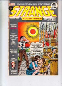 Strange Adventures  223 strict VG/FN Adam Strange by Carmine Infantino