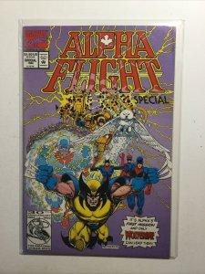 Alpha Flight Special 1992 Near Mint Nm Marvel