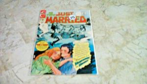 Just Married #96 Published in 1973 VG 4.0 CONDITION by: CHARLTON COMICS