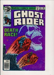 GHOST RIDER #35 - Marvel Comics Group 1979 ~ FINE (PJ04)