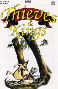 Thieves & Kings #28 VF/NM; I Box | save on shipping - details inside