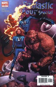 Fantastic Four Special (2nd Series) #1 FN; Marvel | save on shipping - details i