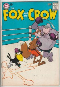 Fox and the Crow # 90 Strict FN+ Cover Boxing Match with Gorilla & more listed