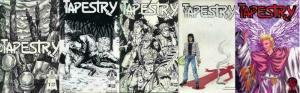 TAPESTRY (1993 SUPERIOR JUNK) 1-5  Salles & Ferrier