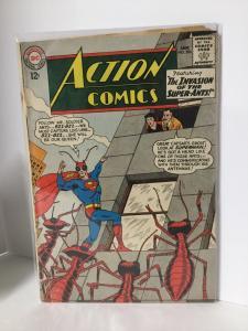 Action Comics 296 2.0 Gd Good Cover Detached DC Comics SA