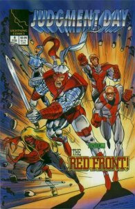 Judgment Day (1993 series) #6, NM (Stock photo)