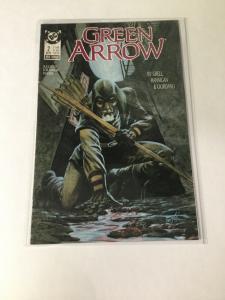 Green Arrow 2 Nm Near Mint DC Comics
