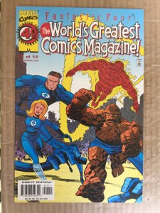 Fantastic Four The Worlds Greatest Comics Magazine 1 of 12