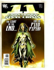 11 Countdown Final Crisis DC Comics # 11 10 9 8 7 6 5 4 3 2 1 EK14