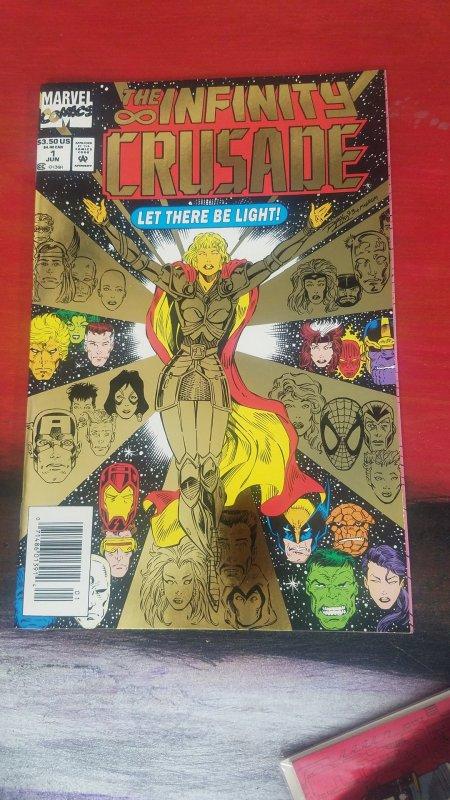 The Infinity Crusade #1 (1993)