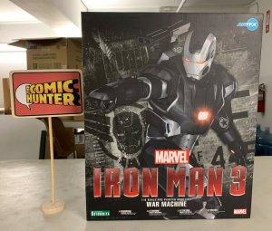 Kotobukiya Marvel Iron Man 3 War Machine Pre-Painted Model Kit