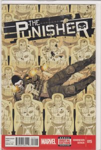 The Punisher #15 (2015)