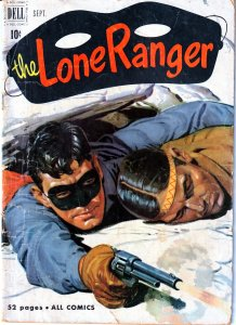 The Lone Ranger(Dell) # 39