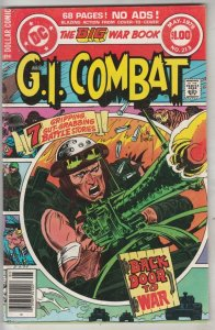 G.I. Combat #213 (May-79) NM- High-Grade The Haunted Tank, OSS