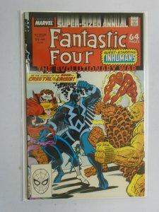Fantastic Four Annual #21 8.0 VF (1988 1st Series)