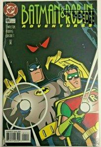 BATMAN & ROBIN ADVENTURES#11 VF/NM 1996 DC COMICS