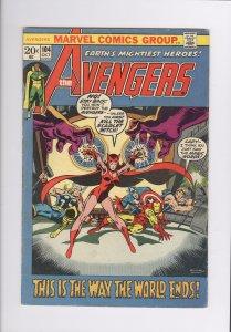 Avengers # 104  VF-  (1972)   Bronze  Age Classic!