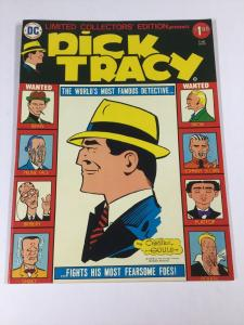 Dick Tracy Treasury Size Limited Collectors Edition Dc Comics Nm Near Mint