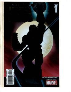 Lot Of 6 Ultimate Iron Man Marvel Comic Books # 1 1 2 3 4 5 Avengers Hulk CR37