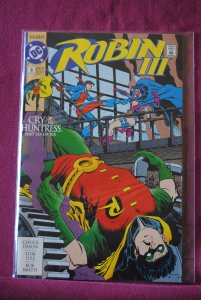 Robin III: Cry of the Huntress #6 (1993)