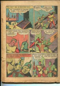 Prize #1 1940- 1st issue-1st superhero issue-Power Nelson origin-Robert Turner-P