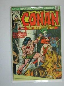 Conan the Barbarian #34 4.0 VG (1974 Marvel)
