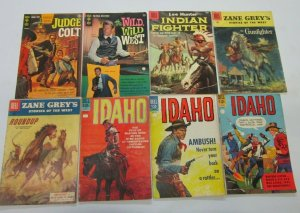 Indy Western lot 22 different books various conditions (Gold + Silver years)