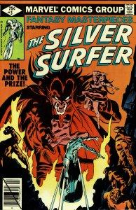 Fantasy Masterpieces #3 - VF/NM - Silver Surfer