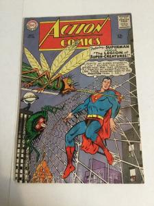 Action Comics 326 Vg Very Good 4.0 Water Damage Silver Age