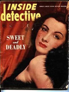 INSIDE DETECTIVE-9/1950-DEADLY-COCKTAIL-FEAR-MURDER-MISTAKE-WARNING