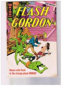 Flash Gordon # 1 B Complimentary Copy ( Army Give away) 1967