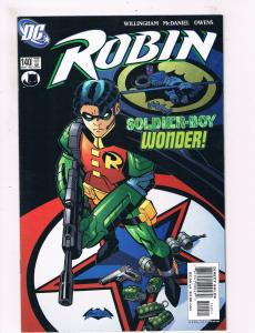 Robin # 140 NM DC Comic Books Gotham City Batman Tim Drake Junk Yard Dog!!!! SW4