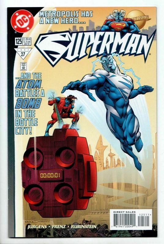 Superman #125 (DC, 1997) VF/NM