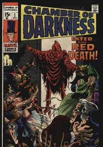 CHAMBER OF DARKNESS 2 FINE NEAL ADAMS SCRIPT COMICS BOOK