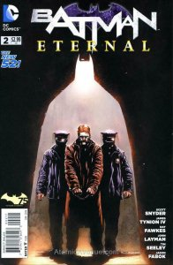 Batman Eternal #2 VF; DC   save on shipping - details inside