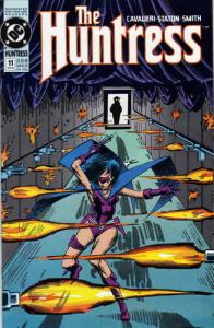 Huntress, The #11 VF; DC | save on shipping - details inside