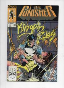PUNISHER #14, VF/NM, High School, Frank Castle, 1987 1988, more Marvel in store