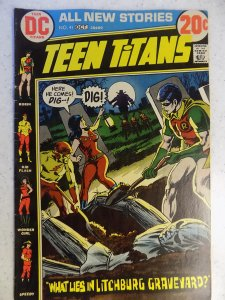 TEEN TITANS # 41 DC BRONZE ACTION ADVENTURE