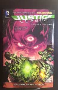 Justice League: The Grid  Volume 4(2014).   Hardcover