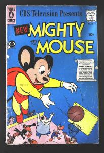 Mighty Mouse (1947 Series) #76, VG- (Actual scan)