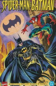 Spider-Man and Batman #1 VF; Marvel   save on shipping - details inside