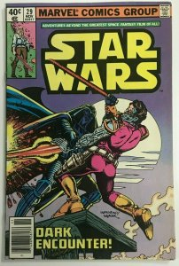 STAR WARS#29 FN/VF 1979 MARVEL BRONZE AGE COMICS