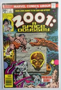 2001 A Space Odyssey #1, 8.0/VF (1976)