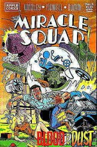 Miracle Squad, The: Blood and Dust #3 VF/NM; Apple | save on shipping - details