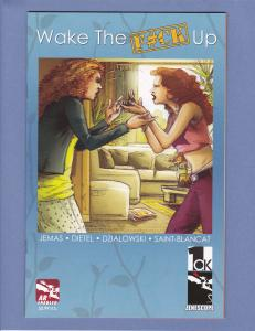 Wake The F#ck Up NM Zenescope Comics