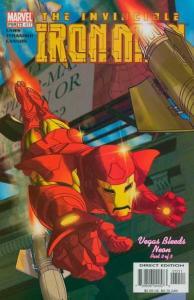 Iron Man (1998 series) #72, NM + (Stock photo)