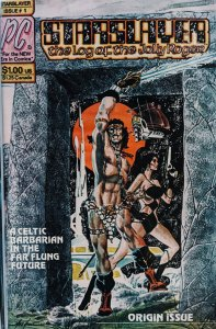 Starslayer: The Log of The Jolly Roger #1, 1982. VF+
