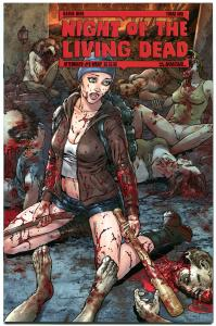 NIGHT of the LIVING DEAD Aftermath #9, NM, Wrap, 2012, more NOTLD in store
