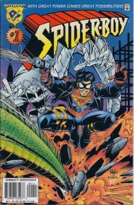 Spider-Boy (1996) #1 NM