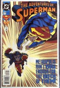 Adventures of Superman #506 (1993)